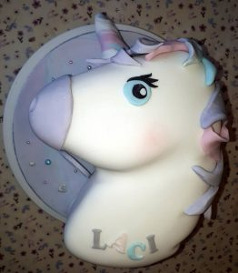 emoji unicorn cake - all sizes - blacks creative cupcakes - berwick cake maker