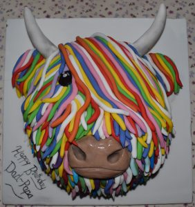 Hamish McCoo Birthday Cake - Cake Makers in Berwick upon Tweed