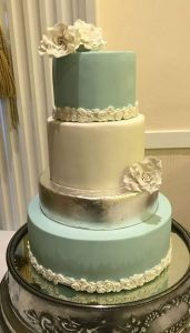wedding cakes - different design tiers - all occasions - cake maker - berwick upon tweed