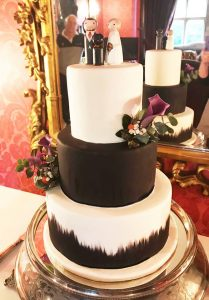 wedding cake - three tier - any flavour - cake maker - berwick upon tweed