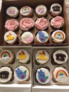 hey dugee cupcakes